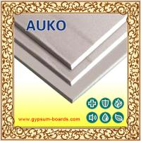 Buy cheap China common plasterboard for ceiling with high quality from wholesalers