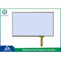 Resistive 2.4'' Matrix Digital Touch Screen High Stability Anti Glare Glass