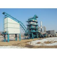 Quality 22KW Hot Oil Pump Asphalt Batching Plant 160T Double Storage Side - Type Bin for sale
