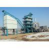 22KW Hot Oil Pump Asphalt Batching Plant 160T Double Storage Side - Type Bin