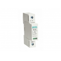 Buy cheap Class II DIN Rail Mounted SPD 60kA T1+T2 Surge Arrester B+C from wholesalers