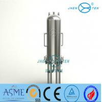 Buy cheap Lenticular Disk Filter Stainless Fermentation Tank for Beer Water Beverage , Easy To Clean product
