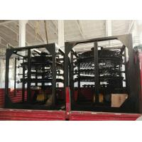 Buy cheap Push Type Square Steel Frame Continuous Drying Plate Drying Equipment For Wet Material from wholesalers