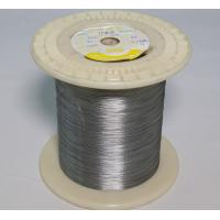 Buy cheap Electrical Heating Thermocouple Type N Nichrome Wire Resistance Alloy Wire For Thermostat from wholesalers