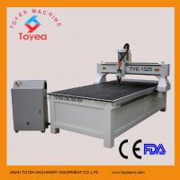 Buy cheap cnc woodworking machine for cutting panel 1300 x 2500mm TYE-1325 from wholesalers