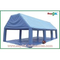 Buy cheap 0.45m PVC / 600d Nylon Giant Inflatable Air Tent Outdoor Blow Up Tent from wholesalers