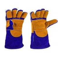 Buy cheap Durable Long Sleeve Heat Resistant Gloves Wrist Stitching Reinforcement Design from wholesalers