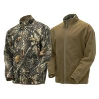 Buy cheap Hunting Outdoor Reversible Soft Shell Camouflage Jacket Big And Tall Camo Hunting Clothes from wholesalers