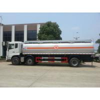 Buy cheap Sinotruk Howo Oil  Tanker Truck 6x2 21.3M3 Tank Volume With Manual Transmission from wholesalers