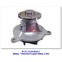 Buy cheap E13c 16100-E0451 Water Pump ,  Hino Truck Spare Parts , For E13c Diesel Engine Parts from wholesalers