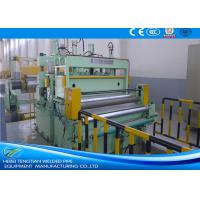 Buy cheap Professional Sheet Metal Slitter Machine , Metal Slitting Line Max 30T Coil Weight from wholesalers