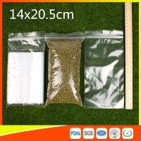 Buy cheap LDPE Packing Zip Lock Bags Grip Seal Bag  Reclosable Bag For Storage from wholesalers