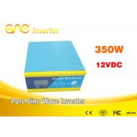 Buy cheap Solar Inverter Online 12v dc 220v ac 350w  pure sine wave solar inverter with  AC charger from wholesalers