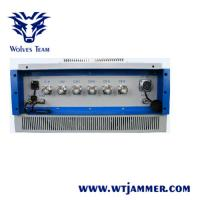 Buy cheap Small Prison Waterproof Outdoor Signal Jammer With Aluminum - Alloy Casing product