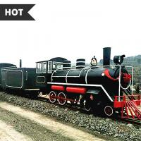 Buy cheap Large Family Tourist Train Rides 4.1×1.7×2.5 M Size Hand Painted Technics from wholesalers