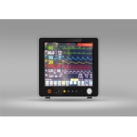 Buy cheap ISO9001 ISO13485 6 Parameter Patient Monitoring Machine from wholesalers