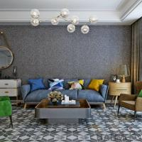 Buy cheap High-end Natural Mica Interior Wallpaper for Interior Wall Design from wholesalers