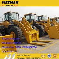 Buy cheap brand new SDLG  loader heavy equipment  LG918 with pallet forks, front loader equipment with loader attachment tools from wholesalers