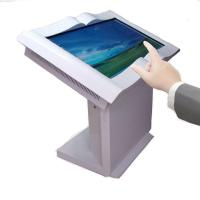 Buy cheap Floor Standing Viewpoint Interactive Kiosks , Commercial Touch Screen Display For Library from wholesalers