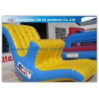 Buy cheap Floating Inflatable Water Game Water Seesaw Toys Moving Up And Down In Lake / Ocean product
