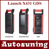 Buy cheap Universal Car and Truck Scanner Launch X431 GDS Scanner Email Update from wholesalers
