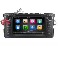 Buy cheap Subwoofer Output Toyota Auris Sat Nav Toyota In Dash Navigation System 256MB RAM from wholesalers