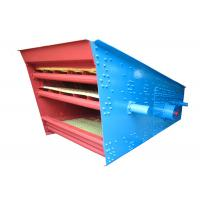 Buy cheap Multi - Layer Mining Vibrating Screen 2.5-200MM Mesh For Crushed Stone Material from wholesalers