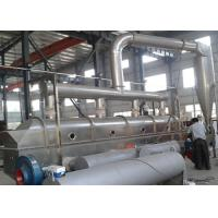 Buy cheap Organic Potassium Acetate Stainless Steel Fluid Bed Dryer , CE Certification from wholesalers