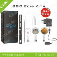 Buy cheap 3 in 1 Dry herbal E-cigarette Bgo Vaporizer Pen from wholesalers