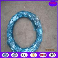 Buy cheap military protection wall cbt-65 concertina razor wire from wholesalers