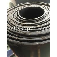 Buy cheap Textile fiber reinforced rubber sheeting roll High tensile strength and wear resistance from wholesalers