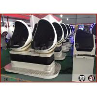 Buy cheap Commercial Electric 9D VR Movie Theater / Century Theatres XD from wholesalers