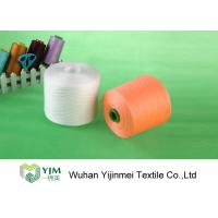 Buy cheap 22/2 Plastic Tube 100% Polyester Spun Yarn With Ring Spun / TFO Technics product