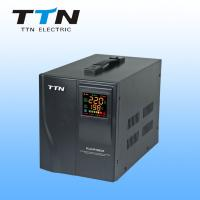 Buy cheap PC-DVR 10000VA relay control power supply AVR voltage regulator price power stabilizer ac from wholesalers