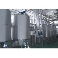Buy cheap 3 In 1 Soft Drink Manufacturing Machinery Industrial Juice Production Line from wholesalers
