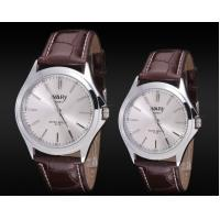 Buy cheap 6100pu wristwatch proofwater leather watch business watch student watch from wholesalers