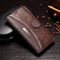 Buy cheap Vintage Splitting Huawei Leather Case For Honor 9 Joint Litchi No Scratch from wholesalers