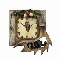 China Art Clock, Customized Requirements are Accepted on sale