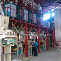 Buy cheap 35-60TPD wheat flour mill / wheat flour mill plant / maize bran in south africa from wholesalers