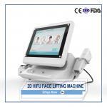 Buy cheap 3D Anti-Wrinkle Skin Rejuvenation Machine Beauty Salon 2D Body Slimming Device from wholesalers