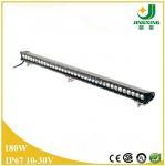 Buy cheap 12v 100% waterproof cree 180watt led light bar 30 180w single row led light bar from wholesalers