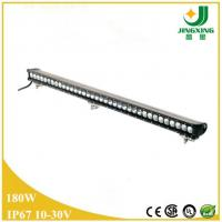 Buy cheap 30 inch led light bar, 180W off road driving light bar, 18 PCS*10W CREE led work light bar from wholesalers