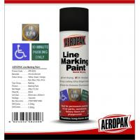 Buy cheap Weather Proof Road Marking Spray Paint For Concrete / Asphalt / Glass from wholesalers