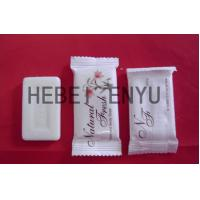 Buy cheap 5 star high quality good smell small hotel soap from wholesalers