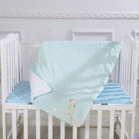 Buy cheap 100% cotton embroidried baby blanket from wholesalers