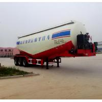 Buy cheap CLWTai Cheng 10.4 m 30 t 3 axes density powder material transport trailer LHT940 from wholesalers