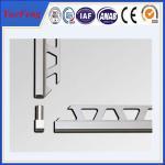 Buy cheap OEM ceramic tile corner trim supplier, brushed aluminium trim profiles factory from wholesalers