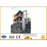 Buy cheap Multiple Effect Falling Film Evaporator for Juice and jam from wholesalers