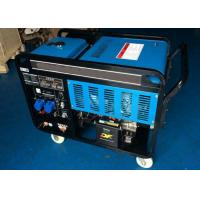 Buy cheap Blue 300A  Sound Level 70dB Portable Diesel Generator With LCD Screen from wholesalers