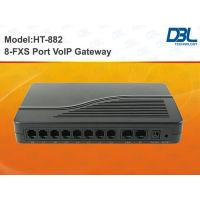 Buy cheap 8 ATA VoIP FXS Gateway Protocol SIP / H.323 , PPTP VPN from wholesalers